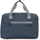 "Pacsafe Intasafe Brief Laptop Bag 15"" Navy Blue"